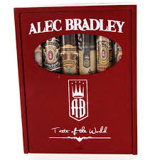 "Alec Bradley - Factory Samplers | Taste of the World (6"" by 50) 