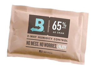 BOVEDA 65% Large (60 gram) 2-Way Humidity Control Pack (5-pack)
