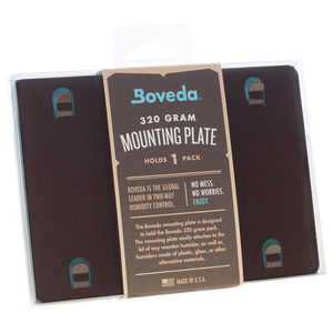 BOVEDA | 320gram 2-way Humidification Pack Mounting Plate