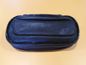 Castleford 2-pipe Combo Pouch (black)