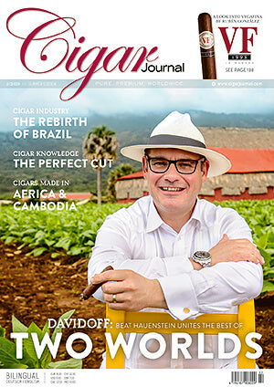 Cigar Journal magazine - 2020 1st Publication