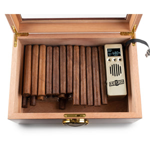 Cigar Oasis - Excel v3.0 | Medium electronic humidification device (upto 300-cigars)