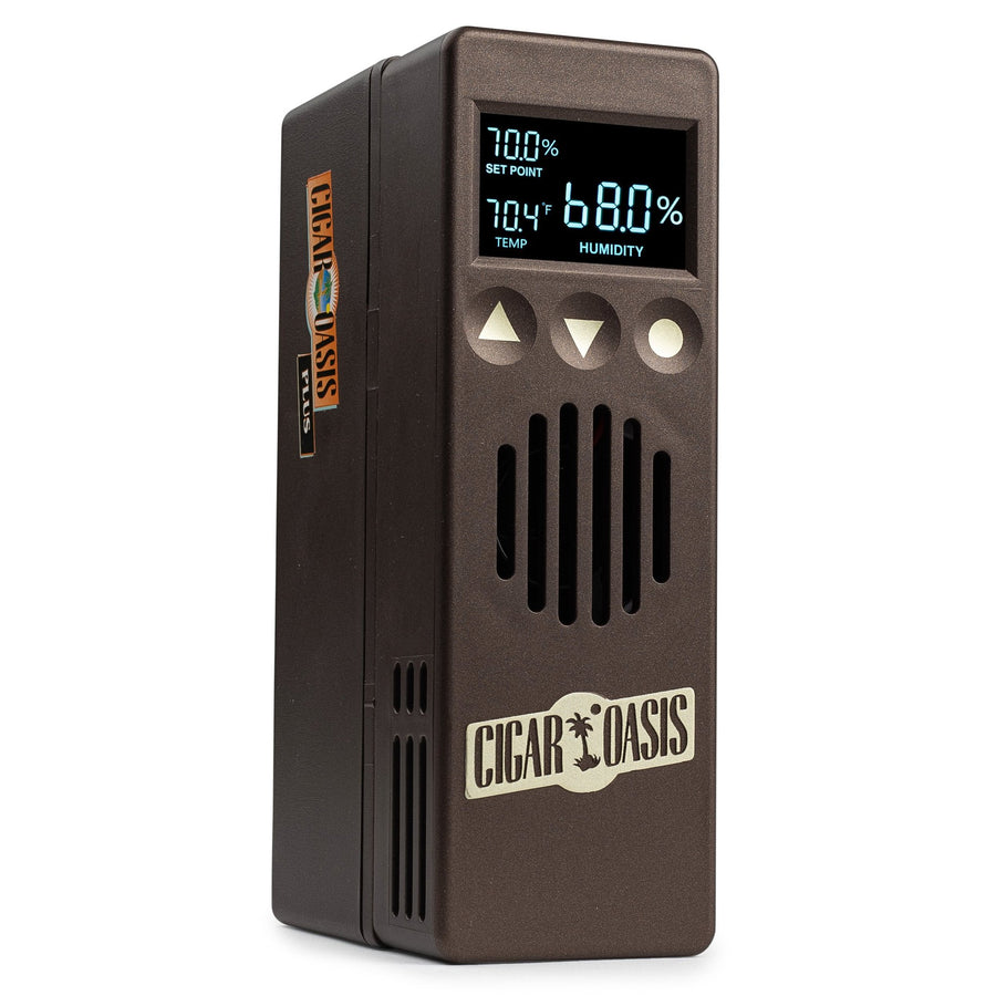 Cigar Oasis - Plus 3.0 | Large electronic humidification device (upto 1,000-cigars)