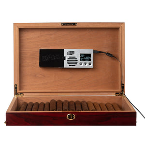 Cigar Oasis Ultra 3.0 | Small electronic humidification device (100 cigars)