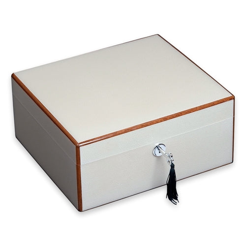 Diamond Crown The Peabody desktop humidor (40-count)