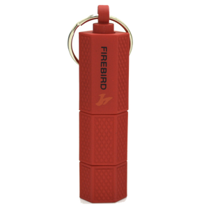 Firebird - Punch Keychain Cigar Cutter (Red)