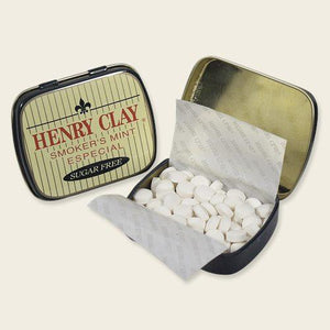 Henry Clay Smokers Mints