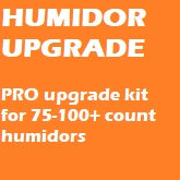 Canteros Desktop Humidor Pro Upgrade Kit (for 75-100 count humidors)