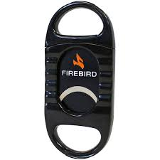 Firebird - Nighthawk Cigar Cutter (Black)