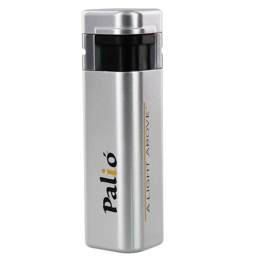 Palio - Triple Torch Cigar Lighter (silver)