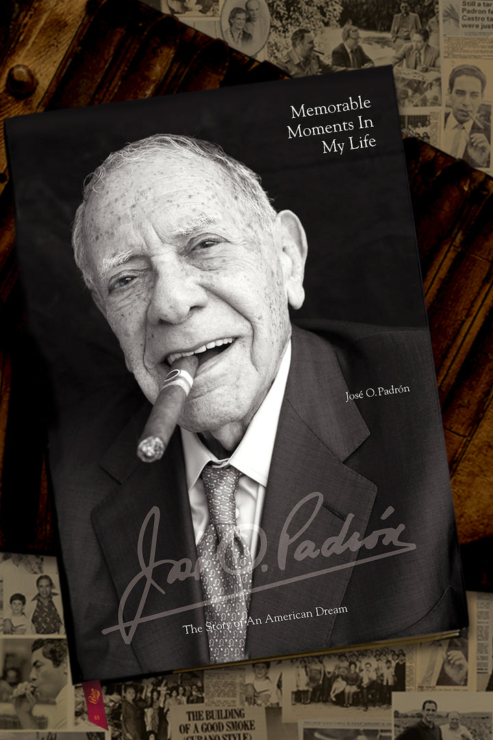 Padron - Jose O. Padron's Memorable Moments In My Life (Memoirs)