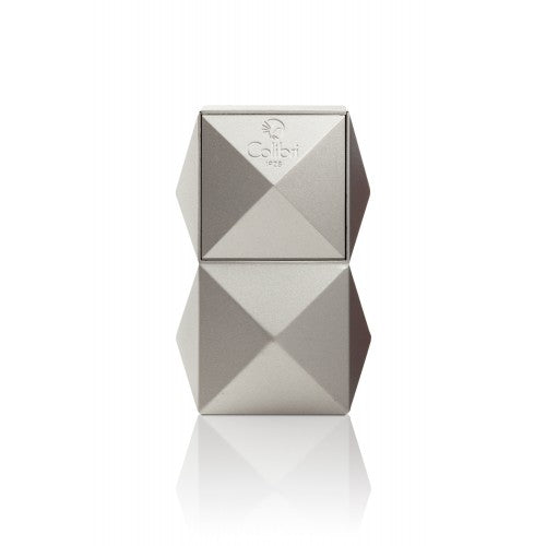 Colibri - Quasar Tabletop Triple-Flame lighter (Silver)
