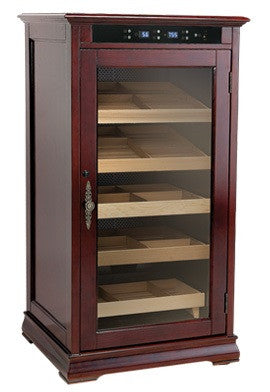 The Redford electronic cigar cabinet
