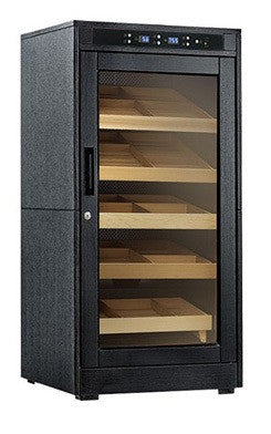 The Redford Lite electronic cigar cabinet
