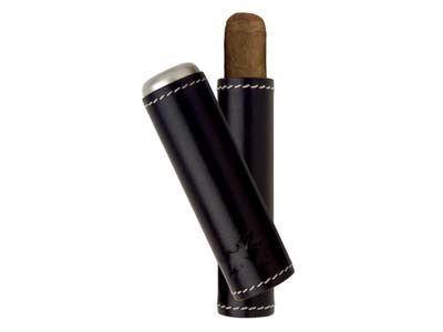 XIKAR - Envoy 1 (single) cigar case (black)