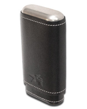 Xikar - Envoy 3 (triple) cigar case (black)