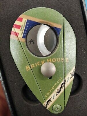 Xikar - Xi1 Limited Edition Brick House Double Connecticut Cigar Cutter