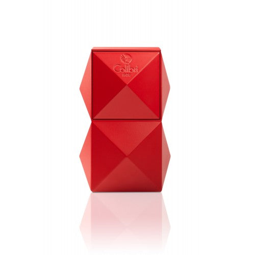 Colibri - Quasar Tabletop Triple-Flame lighter (Red)