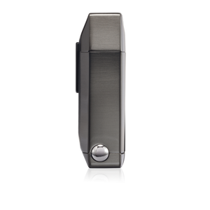 Colibri - Quantum Triple-Jet Lighter with V-cut (Black-Chrome)
