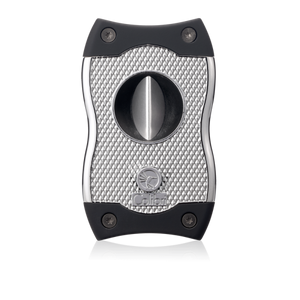 Colibri - SV Cut cigar cutter (Chrome-Black)
