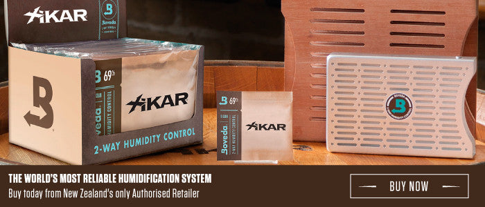 Presenting Xikar-Boveda the World's Best Humidification system