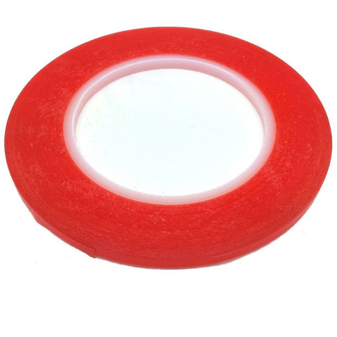 Double-Sided Red Tape - 5mm