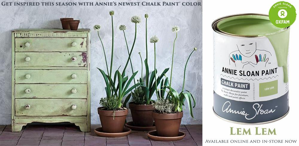 Lem Lem New Chalk Paint Color