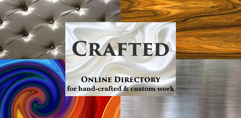CRAFTED Online Directory