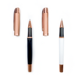 Ana Rosa - Rollerball Pen - Rose Gold