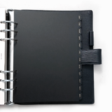 Monthly Tab Dividers - A5 Size - Black