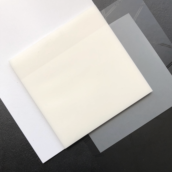 Translucent Sticky Notes - 3x3