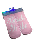 Bride Tribe Ankle Socks
