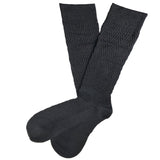 Charcoal Herringbone Luxury socks