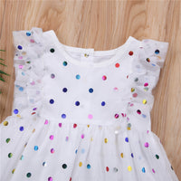 Tulle Polka Dot Dress for Babies & Children