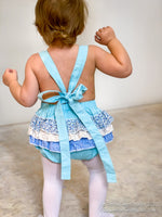 Peter Rabbit Romper with Ruffles