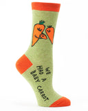 We had a Baby Carrot - Women's Crew Socks