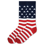 American Flag Socks for Women