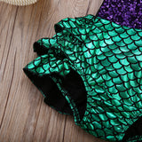 Sequin Mermaid Romper
