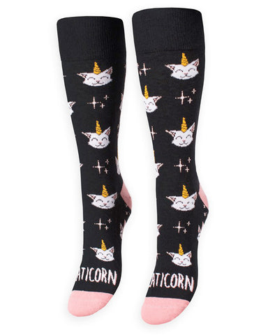 Caticorns Unisex Crew Socks