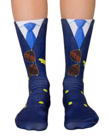 Pilot Uniform Unisex Crew Socks