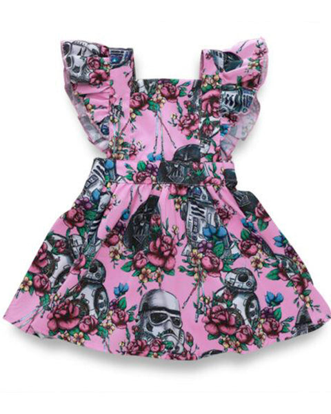 Ruffle Star Wars Sundress for Babies & Toddlers