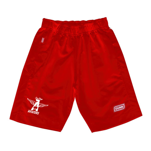 Pro Short Classic San Diego Aviators Edition - Red