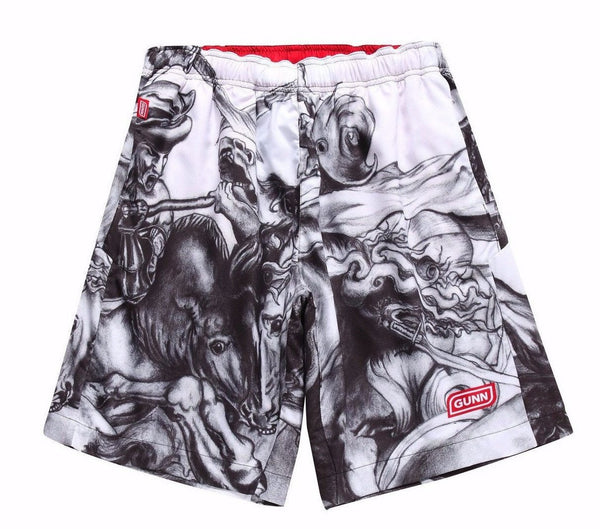 GUNN ATHLETIC Anghiari Pro Short