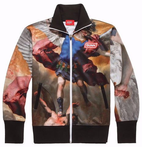 GUNN ATHLETIC The Angel track jacket