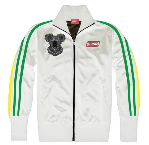 The Koala Jacket White