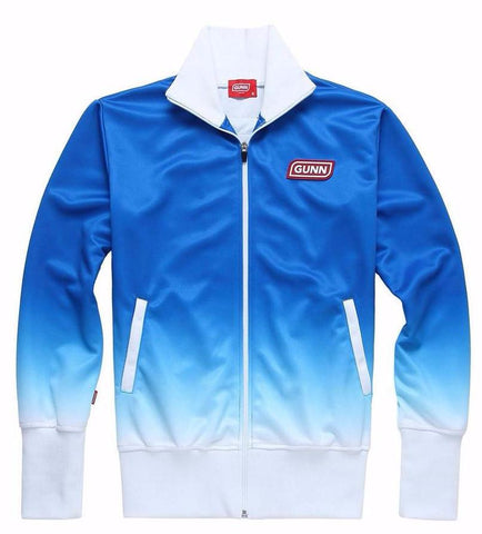 The Ombré Cyan Jacket