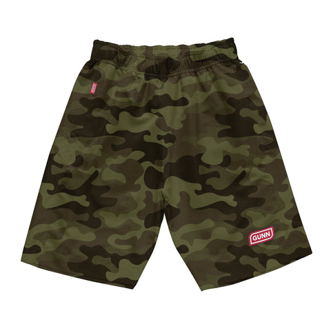 Pro Short Classic Forest Camo