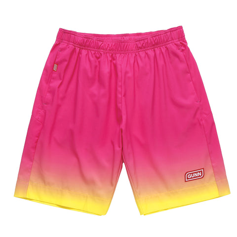 Pro Short Venice Edition Ombré Hot Pink/Sun Yellow