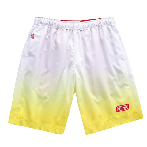 Pro Short Venice Edition Ombré White/Sun Yellow