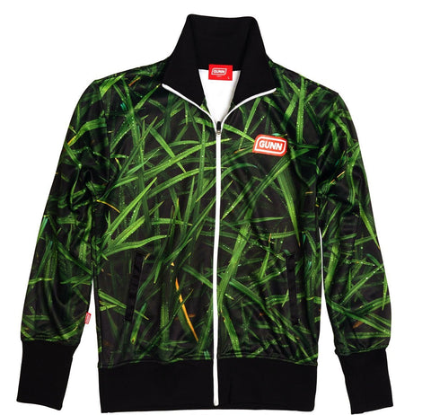 GUNN ATHLETIC The Grass track jacket